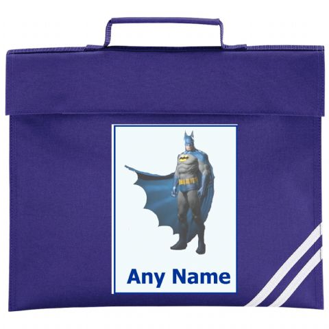 Batman Book Bag  2